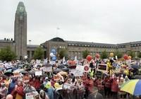 Bãi công trong 'thứ Sáu đen' ở Phần Lan