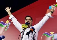 Ông Alexis Tsipras chiến thắng, các chủ nợ an tâm