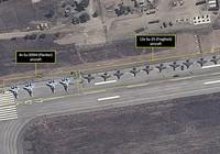 Nga triển khai 28 máy bay đến Syria