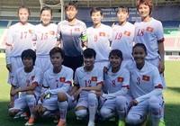 Việt Nam - Thái Lan (2-0): Việt Nam vào vòng 3