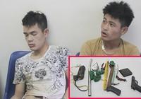 Mang súng đi trộm chó, hai 'cẩu tặc' bị bắt giữ