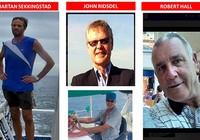 Ba con tin nước ngoài bị bắt cóc ở Philippines