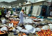 Hơn 700 người hành hương bị giẫm chết