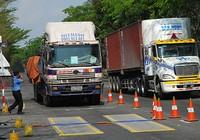 Nghiên cứu phạt nguội xe chở quá tải