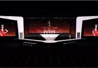 Sân khấu chung kết thi hoa hậu hình hồng hạc