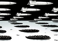 Máy bay Pháp bắt đầu ném bom ở Syria