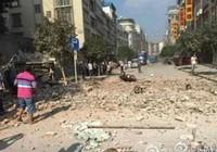 Nổ hàng loạt ở Quảng Tây do bưu phẩm có chất nổ
