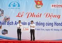 Honda Việt Nam phát động chiến dịch ATGT