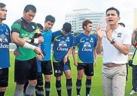 Đội Thái Lan đã nóng từ khi chưa đến Việt Nam