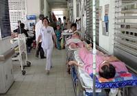 Cho phép bệnh viện tận dụng hành lang làm giường bệnh