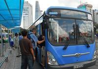 Ra quân chiến dịch 'Tuyến xe buýt thân thiện, an toàn'