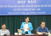 Ngày 14-10, khai mạc Đại hội X Đảng bộ TP.HCM