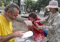 Châu 'từ thiện' ở Công viên 23-9