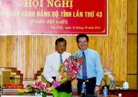 Ông Phạm Văn Tân làm phó bí thư tỉnh Tây Ninh