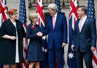 Mỹ và Úc rất quan tâm đến Trung Quốc xây đảo nhân tạo