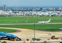 Nước ngập, nguy cơ đóng cửa sân bay Tân Sơn Nhất