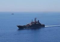Tàu chiến Nga sẽ đánh Nhà nước Hồi giáo