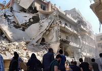 Iran tham chiến ở Syria