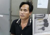 'Siêu trộm' xe máy ở bệnh viện sa lưới