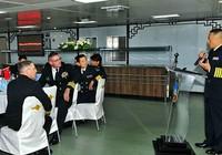 Phái đoàn hải quân Mỹ lặng lẽ sang Trung Quốc