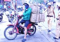 Tịch thu xe máy 'mù' kém an toàn