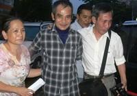 Clip ông Huỳnh Văn Nén ra khỏi trại tạm giam để chữa bệnh
