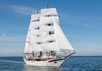 Hải quân sắp nhận tàu huấn luyện Lê Quý Đôn