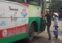 TP.HCM bắt đầu cho quảng cáo trên thân xe buýt