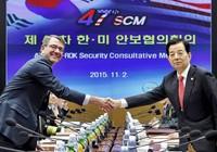 Mỹ-Hàn nhất trí không quân sự hóa biển Đông