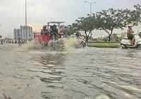 Đầu tư 7 tỉ đồng giảm ngập đại lộ Võ Văn Kiệt