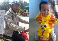Nghi án bé trai ba tuổi bị bắt cóc