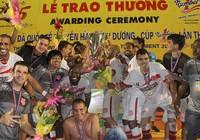 BTV 2015 - Number One Cup: Bangu Atletico ẵm cúp vàng