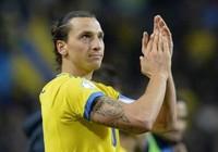 Tranh vé vớt Euro 2016: Thụy Điển, Ukraine chiếm lợi thế