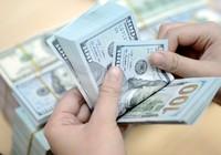 USD tăng gần đụng trần