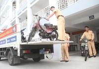 Đà Nẵng đề xuất tiêu hủy 'xe mù'