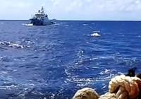 Kiên quyết phản đối dùng vũ lực với tàu thuyền Việt Nam