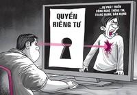 Quyền riêng tư trong xã hội thông tin