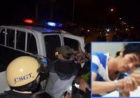Cảnh sát kể vụ giải thoát nữ tiếp viên bị dao kề cổ