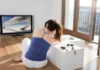 Xem tivi quá nhiều sẽ hại não