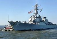 Tàu NATO vào biển Đen bảo vệ Thổ Nhĩ Kỳ
