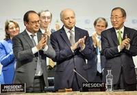 COP21 thông qua thỏa thuận lịch sử