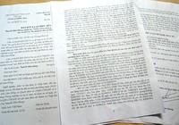 Đề nghị truy tố phó phòng Cục THA