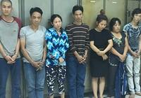 Bốn nhóm trộm ở trung tâm Sài Gòn sa lưới