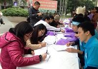 Xác lập kỷ lục 1.000 người cùng tham gia đăng ký hiến mô, tạng