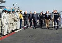 Đầu năm 2016 đàm phán Syria