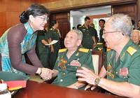 TP.HCM luôn tri ân sâu sắc các thế hệ cán bộ, chiến sĩ quân đội