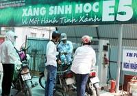 Khuyến khích bán xăng sinh học