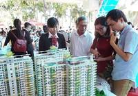 Một diễn giả tuyên bố mua 100 căn hộ xanh