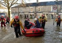 Nhìn lại những thảm họa tự nhiên kinh hoàng 2015