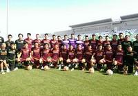U-23 Việt Nam 'xông đất' Qatar